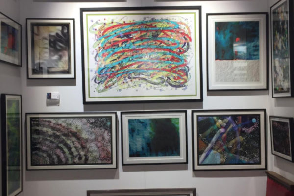 Oxford Art Fair 2017